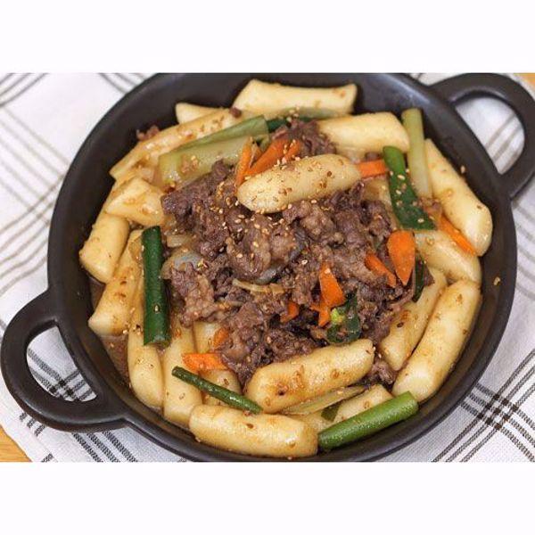 [YummyDiners] Gungjung Tteokbokki (Korean Royal Court Rice Cakes) 궁중떡볶이