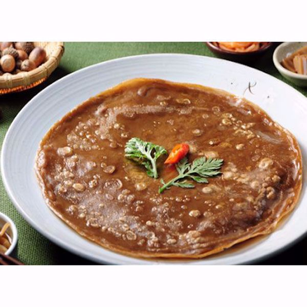 [YummyDiners] Acorn jelly pancake(Jeon) 도토리묵전