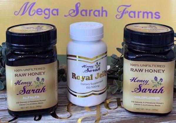[HoneySarah]Honey Sarah Set