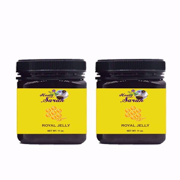 [HoneySarah]Fresh Royal Jelly 2set Box