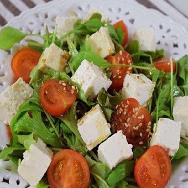 [YummyDiners] Seasoned Salad w/ tofu 두부샐러드