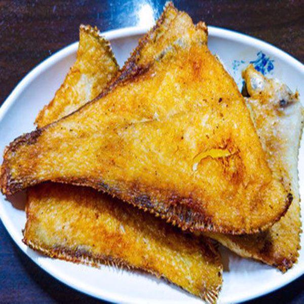 [YummyDiners] fried Rex sole 가자미튀김