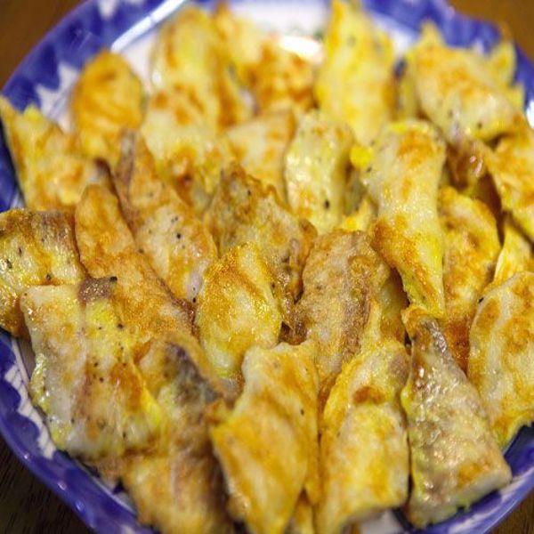 [YummyDiners]  Fish patty(Jeon) 생선전