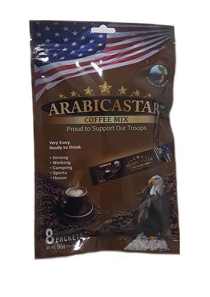 ARABICASTAR COFFEE 8EA/1Package